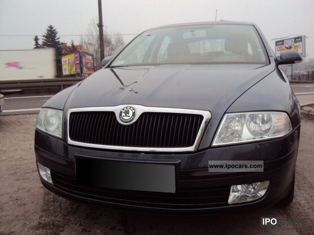 2006 Skoda  Octavia Limousine Used vehicle photo