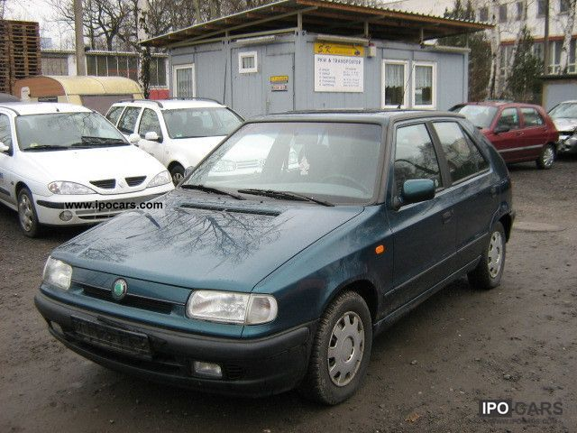 1997 Skoda  Felicia 1.6 GLX Small Car Used vehicle photo