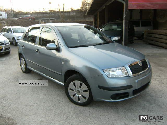 2006 Skoda  Fabia 1.9 SDI Extra * Climate * + Au * New technical approval Small Car Used vehicle photo