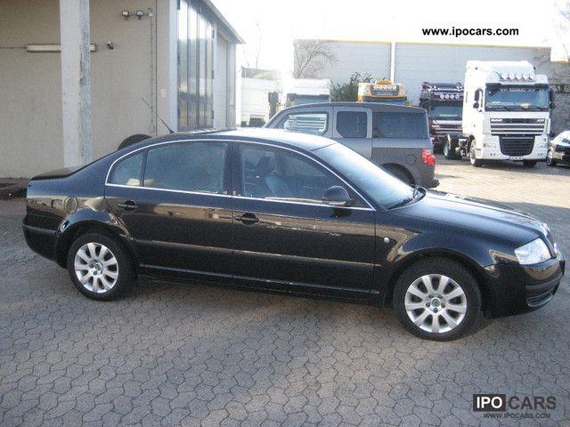 2008 Skoda  Superb 1.9 TDI Exclusive Limousine Used vehicle photo