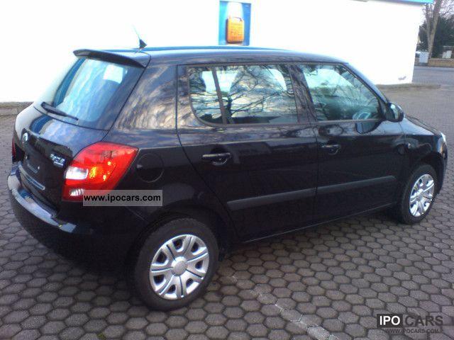 2008 Skoda  Fabia 1.2 HTP, air, checkbook, 50000km Small Car Used vehicle photo
