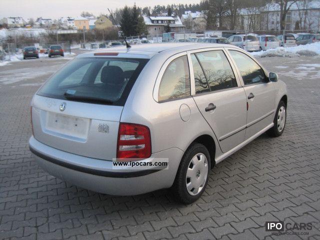 2004 Skoda Fabia Combi 1.4 16V AUTOMATIC * Estate Car Used vehicle ...