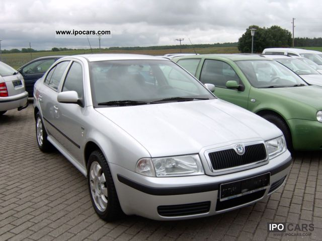 2003 skoda octavia 1 6 style pdc heated seats car photo and specs. Black Bedroom Furniture Sets. Home Design Ideas