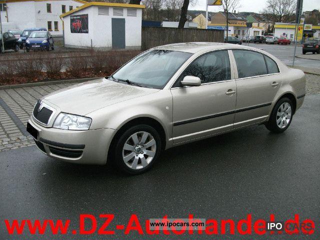 2005 Skoda  Superb 1.8 Turbo Comfort * Xenon94TKM * Euro4 Limousine Used vehicle photo