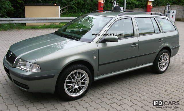 2002 skoda octavia combi 1 9 tdi ambiente 4 euro 78tkm car photo and specs. Black Bedroom Furniture Sets. Home Design Ideas