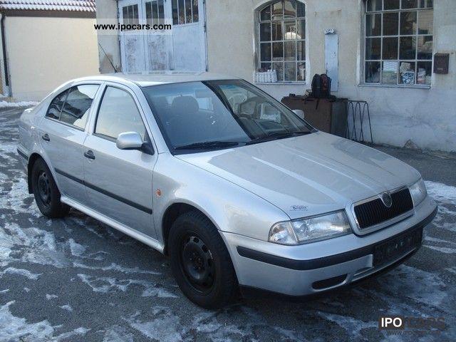 2000 skoda octavia 1 9 tdi slx car photo and specs for Interieur skoda octavia 2000