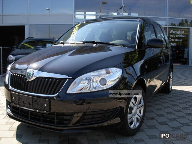 2012 Skoda  Roomster Style 1.2 TSI Other Used vehicle photo