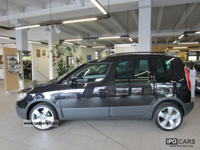 2011 Skoda Roomster Scout 12 Tsi Car Photo And Specs
