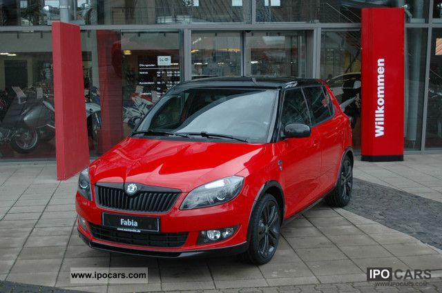 2011 skoda fabia 1 2 tsi monte carlo car photo and specs. Black Bedroom Furniture Sets. Home Design Ideas