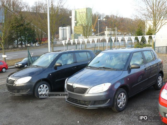 2011 Skoda  Fabia 1.2 HTP + ACTION ACTION ACTION + + + + + NOW Small Car New vehicle photo