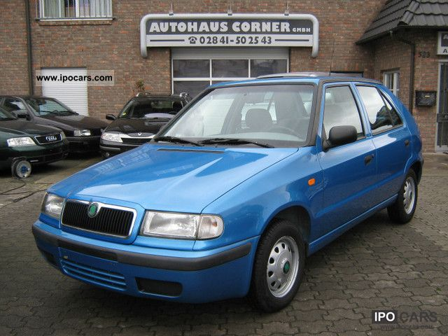 1999 Skoda  Felicia 1.3 LX Small Car Used vehicle photo