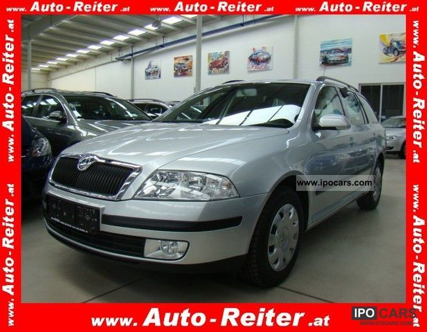2008 Skoda  Octavia Ambiente 1.9 TDI PD DPF Estate Car Used vehicle photo