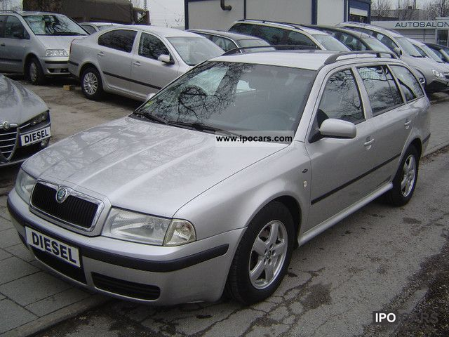 Skoda Vehicles With Pictures Page 38
