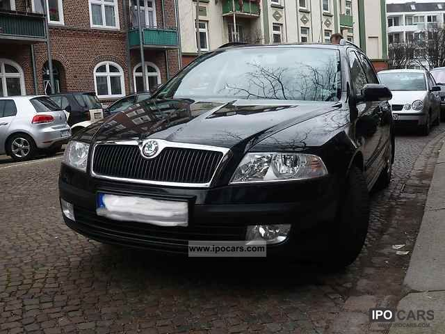 2008 Skoda  Octavia Ambiente 1.8 TSI Estate Car Used vehicle photo