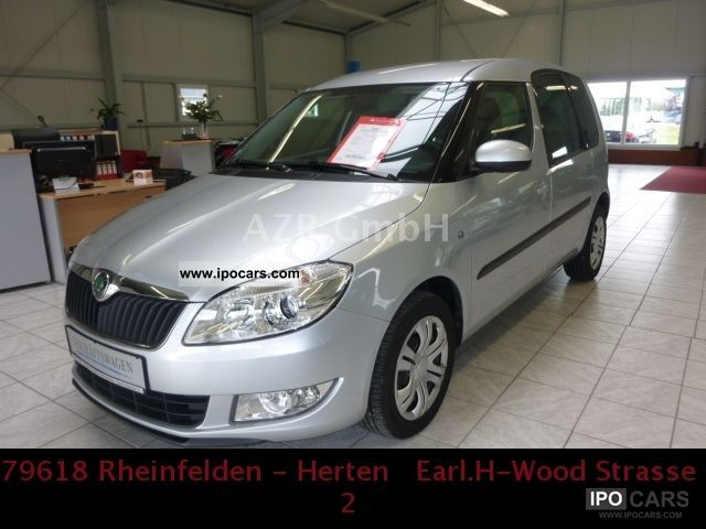 2011 skoda roomster 1 6 tdi dpf style new model car photo and specs. Black Bedroom Furniture Sets. Home Design Ideas