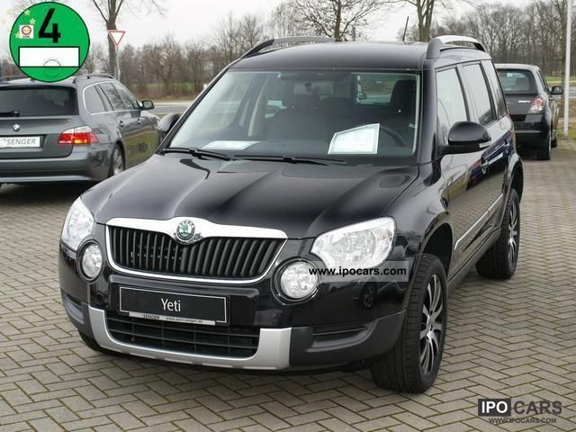 2011 skoda yeti active car photo and specs. Black Bedroom Furniture Sets. Home Design Ideas