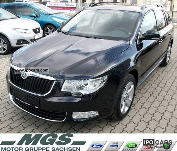2011 Skoda Superb Combi 1.4 TSI Ambition Green Tec Heated