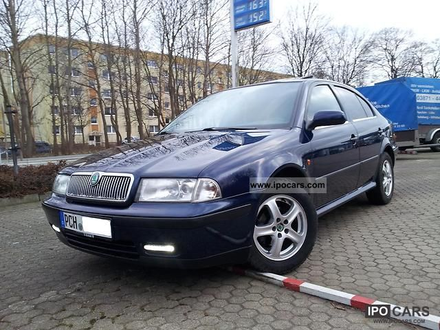 1998 skoda octavia 1 6 glx car photo and specs. Black Bedroom Furniture Sets. Home Design Ideas