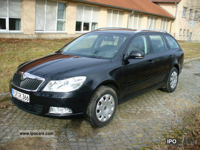 2009 skoda octavia 1 9 tdi elegance car photo and specs. Black Bedroom Furniture Sets. Home Design Ideas