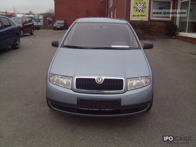 2003 skoda fabia combi 1 4 16v eruo car photo and specs. Black Bedroom Furniture Sets. Home Design Ideas