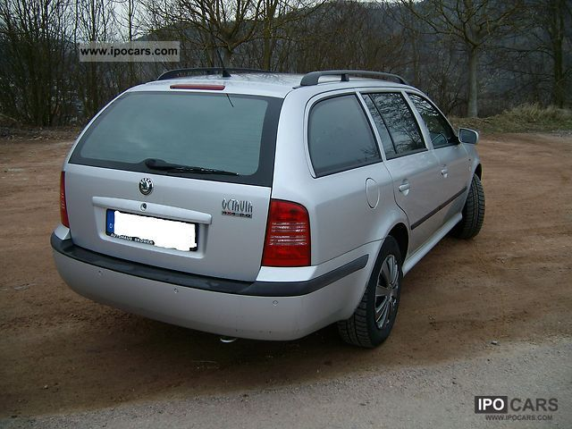 2003 skoda octavia combi 4x4 ambiente2 0 car photo and specs. Black Bedroom Furniture Sets. Home Design Ideas