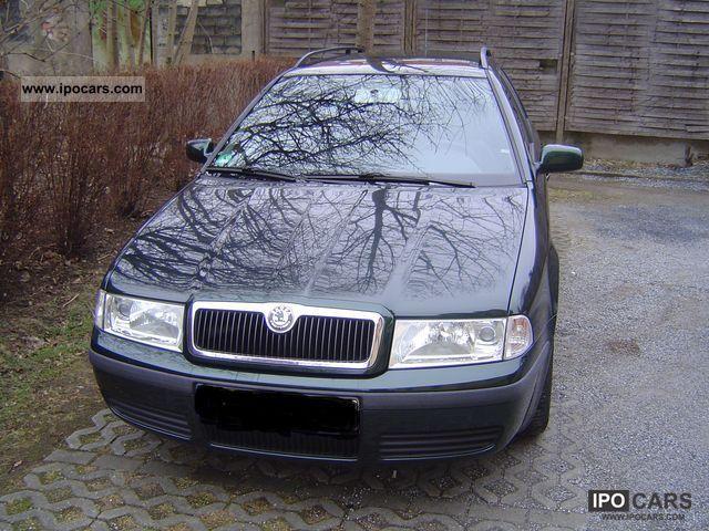 2002 Skoda  Combi Octavia 1.6 Celebration Estate Car Used vehicle photo