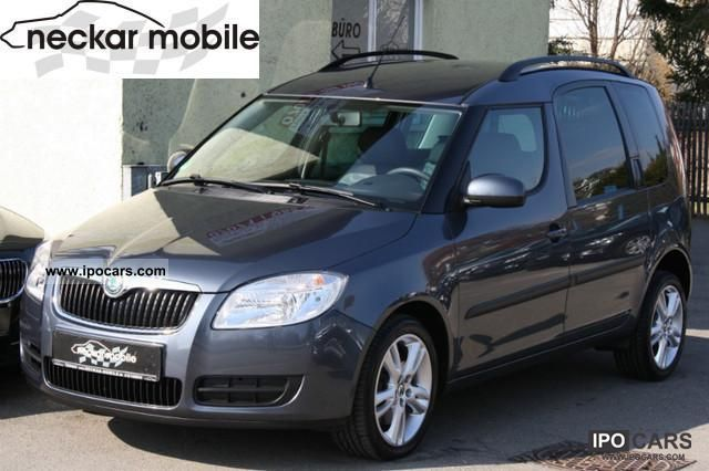 2009 Skoda  Roomster 1.6 16V Style Plus Ed. * Automatic * PDC * Van / Minibus Used vehicle photo
