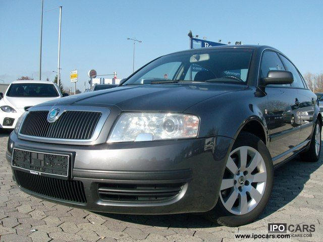 Skoda  Superb Comfort 1.8Turbo LPG gas system 2004 Liquefied Petroleum Gas Cars (LPG, GPL, propane) photo