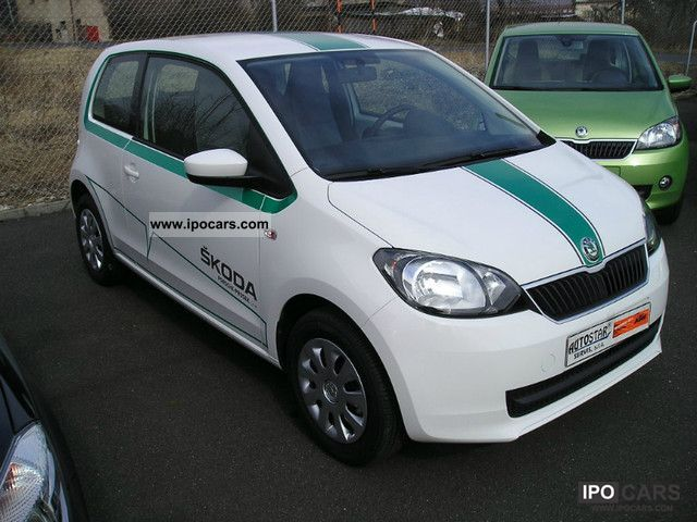 2011 Skoda  Citigo 1.0MPI ambition PLUS NEW ESP air NOW Small Car New vehicle photo
