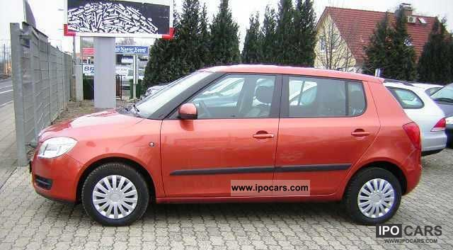 2008 Skoda  Fabia 1.2 HTP Ambiente Small Car Used vehicle photo