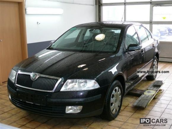 2008 skoda octavia 1 6 ambiente navi 1 hand car photo and specs. Black Bedroom Furniture Sets. Home Design Ideas