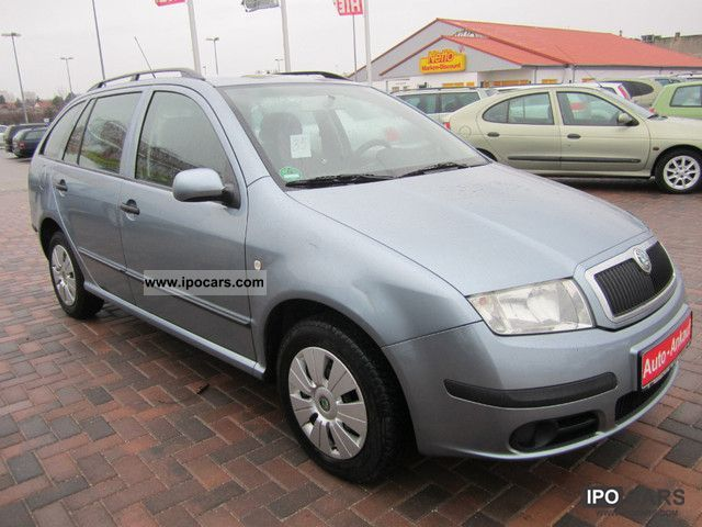 2005 skoda fabia 1 2 htp comfort car photo and specs. Black Bedroom Furniture Sets. Home Design Ideas