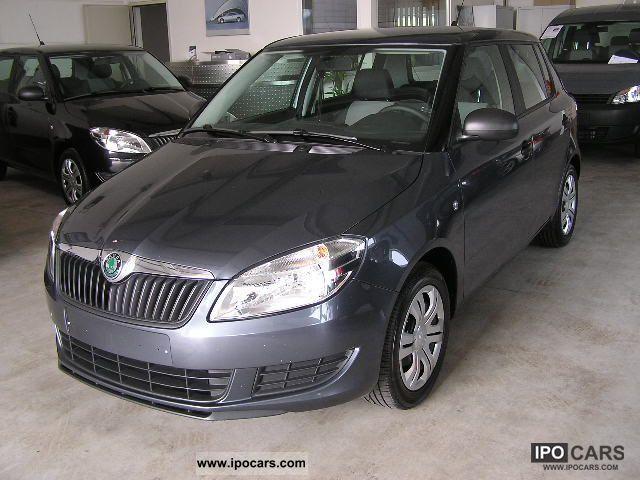 2010 Skoda  Fabia 1.2 HTP Classic III EURO5, Climate, MP3 Small Car Used vehicle photo