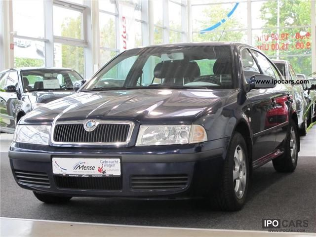 Skoda  Octavia Elegance 2.0 AUTOMATIC GAS PLANT SHZG 2003 Liquefied Petroleum Gas Cars (LPG, GPL, propane) photo