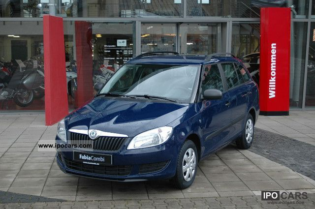 2011 Skoda  Fabia Combi 1.2 TSI COOL EDITION Enjoy Package Estate Car New vehicle photo