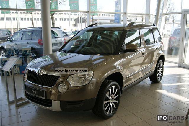 2011 Skoda  Yeti 1.2 TSI Ambition, Climatronic, SHZ, Fresh, P Off-road Vehicle/Pickup Truck New vehicle photo
