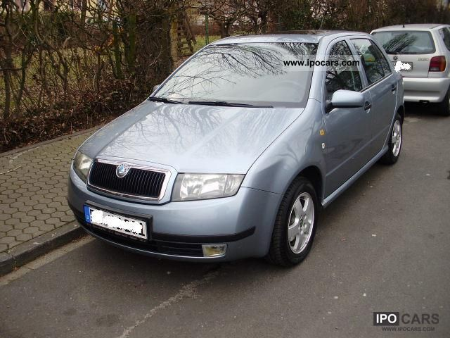 2003 Skoda  Fabia 1.2 HTP 1 hand Small Car Used vehicle photo