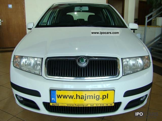 2007 Skoda  Fabia GWARANCJA, VAT INVOICE! Estate Car Used vehicle photo