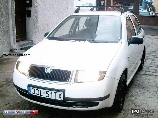 2003 skoda fabia 1 9 sdi 2003 rok car photo and specs. Black Bedroom Furniture Sets. Home Design Ideas