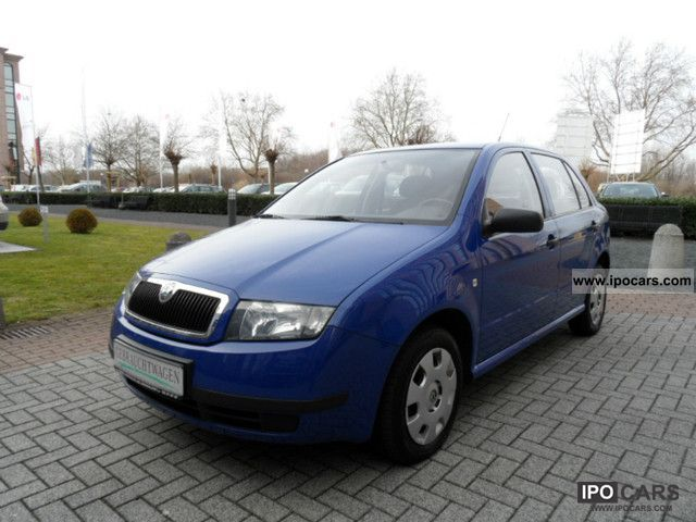 2003 Skoda  Fabia 1.2 HTP Classic! 1.Hand! 79TKM! Air! Best! Small Car Used vehicle photo
