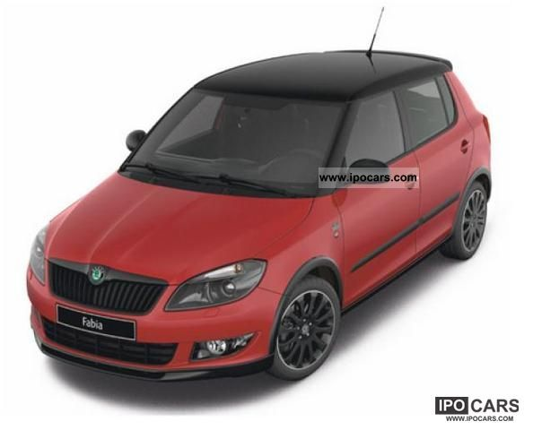 2011 skoda monte carlo in 2012 fabia tsi 77kw 5 speed car photo and specs. Black Bedroom Furniture Sets. Home Design Ideas