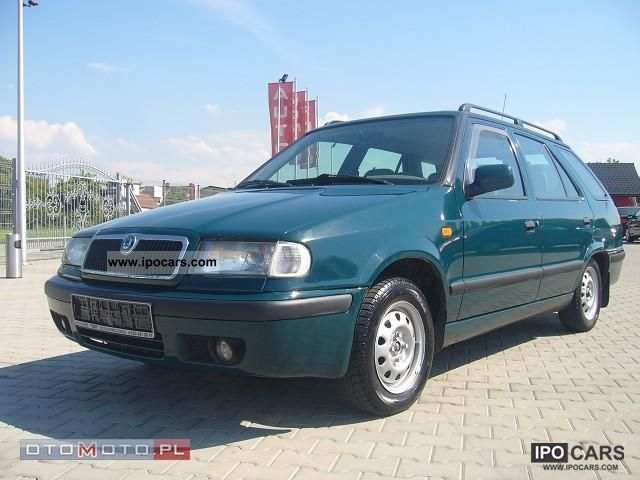 Skoda  Felicia GLX 2000 Liquefied Petroleum Gas Cars (LPG, GPL, propane) photo