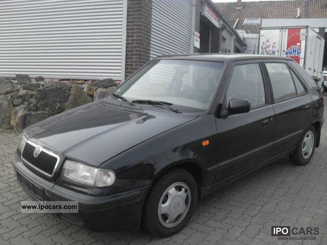 1999 Skoda  Felicia 1.6 GLX Small Car Used vehicle photo