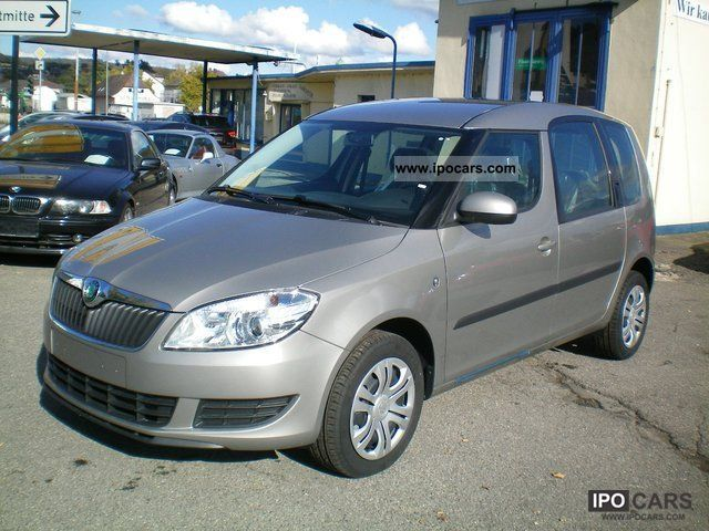 2011 skoda roomster 1 6 tdi ambition air car photo and specs. Black Bedroom Furniture Sets. Home Design Ideas