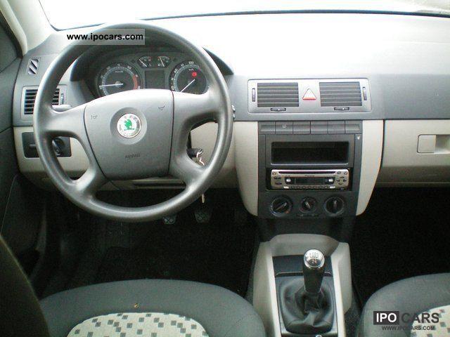 2005 Skoda Fabia 1 Hand Car Photo And Specs