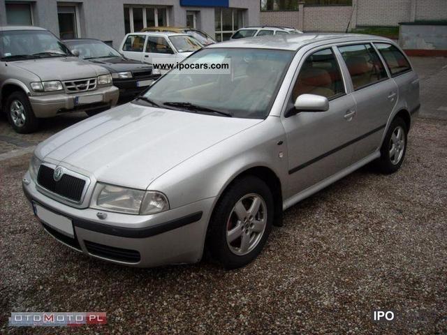 2000 skoda octavia 1 9 tdi elegance estate car photo and for Interieur skoda octavia 2000