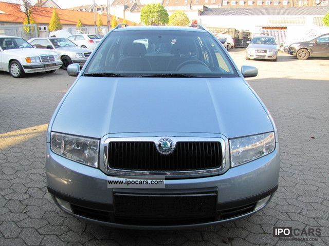 2003 skoda fabia 1 9 sdi classic 1 hand car photo and specs. Black Bedroom Furniture Sets. Home Design Ideas