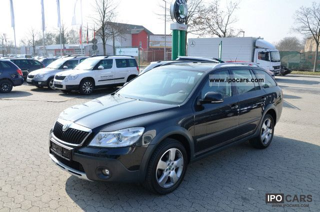 2009 skoda octavia scout 2 0 tdi 4x4 car photo and specs. Black Bedroom Furniture Sets. Home Design Ideas