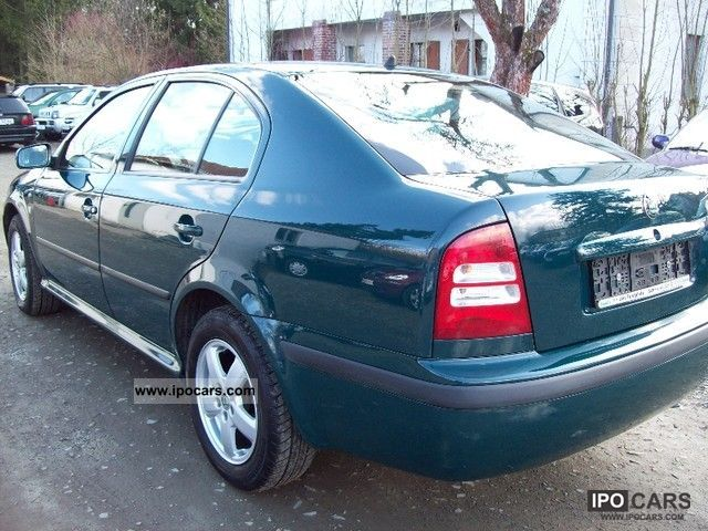2002 skoda octavia 2 0 good condition car photo and specs. Black Bedroom Furniture Sets. Home Design Ideas