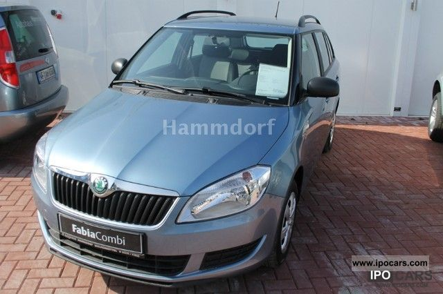 2011 Skoda  Fabia Combi 1.2 TSI 63kW Swing Estate Car New vehicle photo